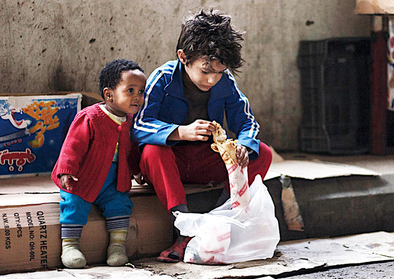 『存在のない子供たち/ナディーン・ラバキー監督/レバノン、フランス』