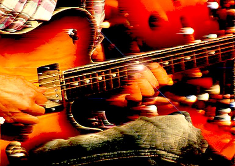 Freeform Guitar by HIROKI Koichi